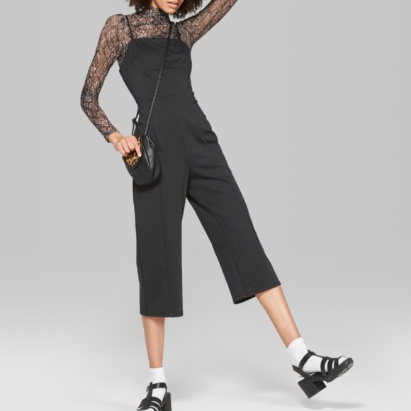 6396e090284 Wild Fable Strapping Knit jumpsuit in size S